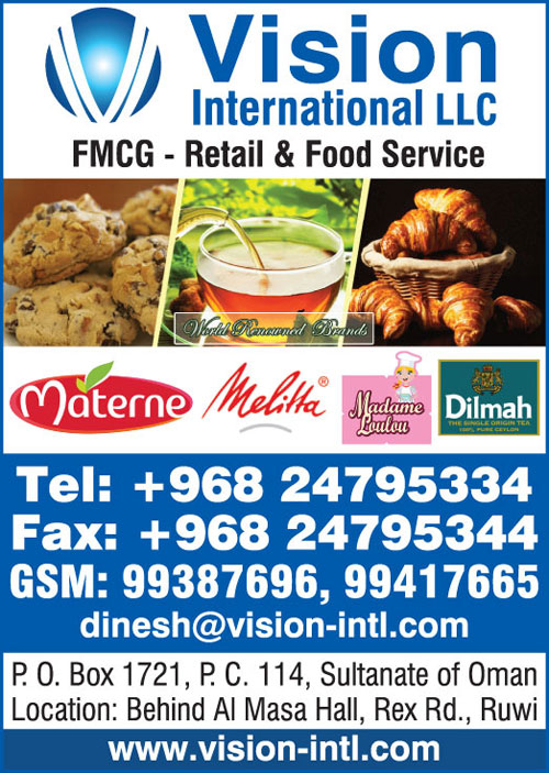 Visionintlad - Infopages Oman
